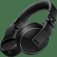 PIONEER DJ HDJ-X5, Over-ear Kopfhörer  Schwarz