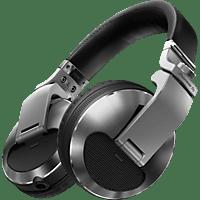 PIONEER DJ HDJ-X10, Over-ear Kopfhörer  Silber