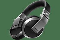 PIONEER DJ HDJ-X5, Over-ear Kopfhörer  Silber