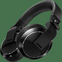 PIONEER DJ HDJ-X7, Over-ear Kopfhörer  Schwarz