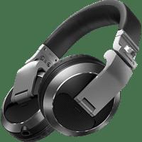 PIONEER DJ HDJ-X7, Over-ear Kopfhörer  Schwarz/Silber