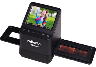 REFLECTA X10-Scan Diascanner , 4.416 x 2.944 Pixel, 3200 dpi