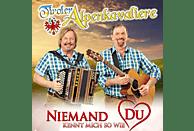 Tiroler Alpenkavaliere - Niemand kennt mich so wie du [CD]