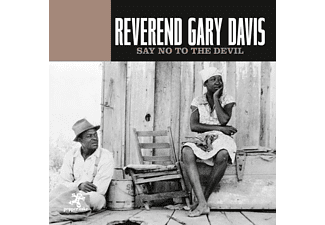 Reverend Blind Gary Davis - Say No To The Devil  - (CD)