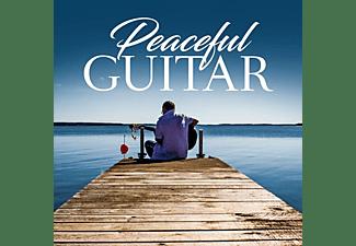 VARIOUS - Peaceful Guitar  - (CD)