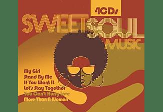 VARIOUS - Sweet Soul Music  - (CD)