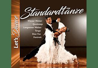 VARIOUS - Standardtänze-Let's Dance  - (CD)