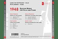 Petr Limonov, Laura Van Der Heijden - Cellosonaten [CD]