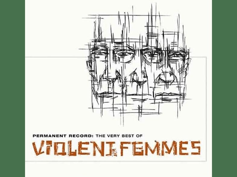 Violent Femmes - Permanent Record:The Very Best of Violent Femmes [CD]