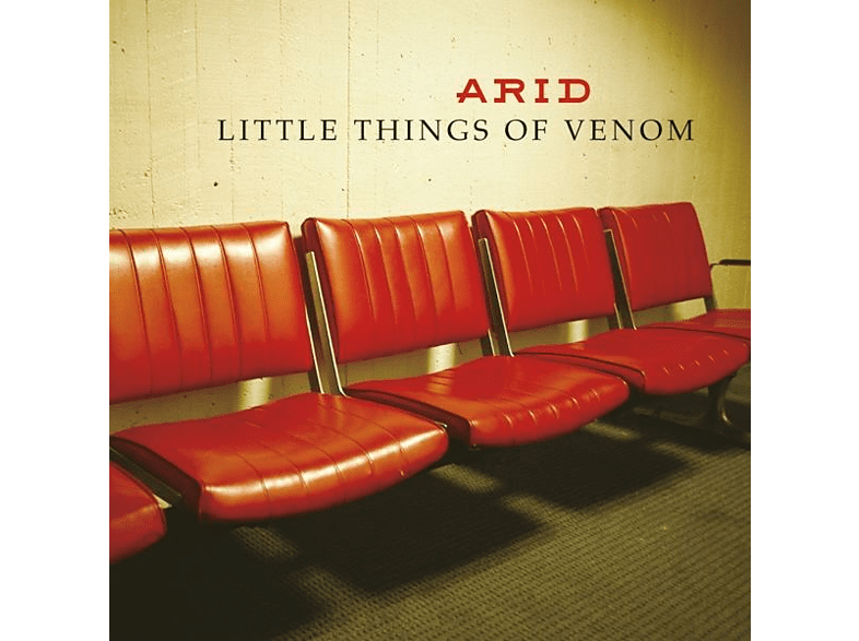 Arid - Little Things Of Venom (ltd transparent rotes Viny [Vinyl]