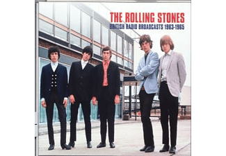 The Rolling Stones - British Radio Broadcasts 1963-1965  - (CD)