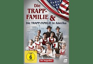 Die Trapp-Familie & Die Trapp Familie in Amerika DVD