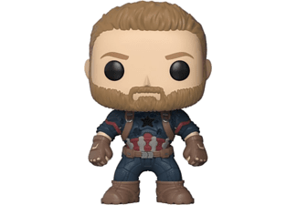 - Marvel Infinity War Pop! Vinyl Figur 288 Captain America []