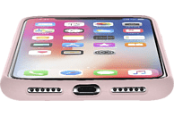 CELLULAR LINE SENSATION , Backcover, Apple, iPhone X/XS, Silikon, Pink