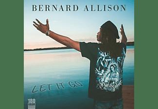 Bernard Allison - Let It Go (180g Vinyl)  - (Vinyl)