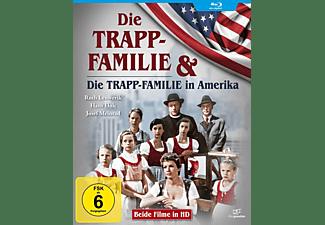 Die Trapp-Familie & Die Trapp Familie in Amerika Blu-ray