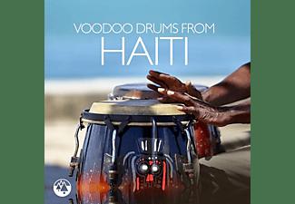 VARIOUS - Voodoo Drums From Haiti  - (CD)