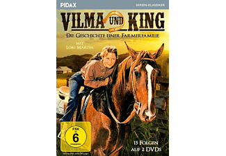 Vilma und King - Die Geschichte einer Farmerfamilie DVD