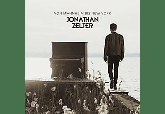 Jonathan Zelter - Von Mannheim Bis New York  - (CD)