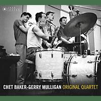 Chet Baker - Gerry Mulligan Original Quartet [CD]