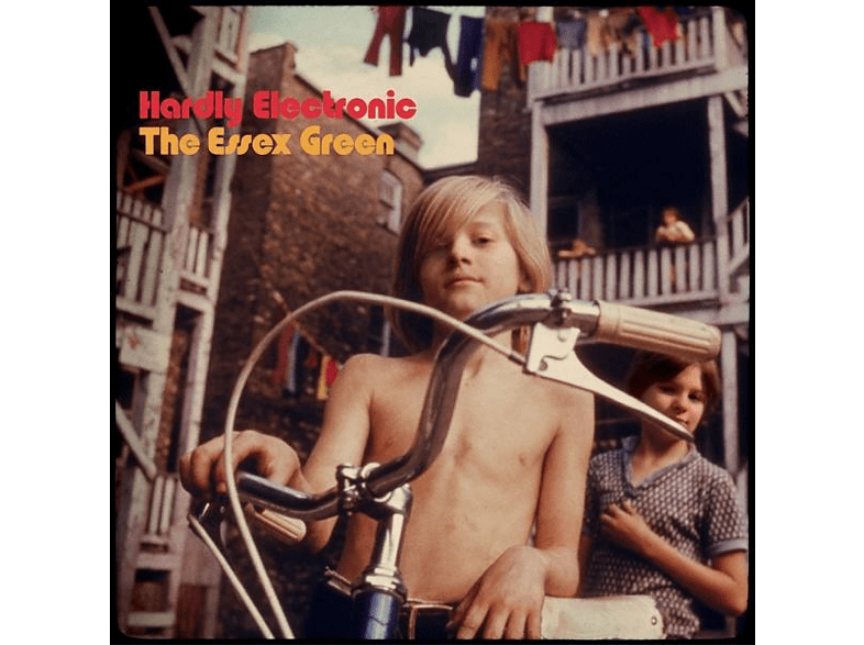 The Essex Green - Hardly Electronic [LP + Download]