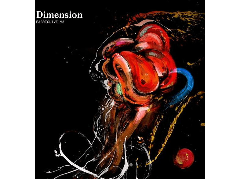 Dimension - Fabric Live 98 [CD]