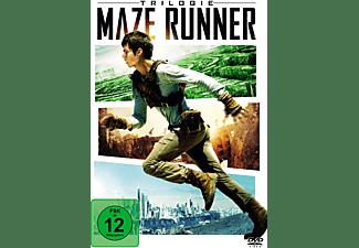 Maze Runner Trilogie DVD