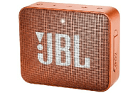 JBL GO2 Bluetooth Lautsprecher, Orange, Wasserfest