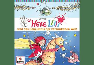 Hexe Lilli - 008/und das Geheimnis der versunkenen Welt  - (CD)