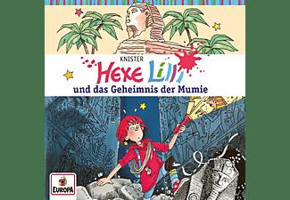 Hexe Lilli - 007/und das Geheimnis der Mumie  - (CD)