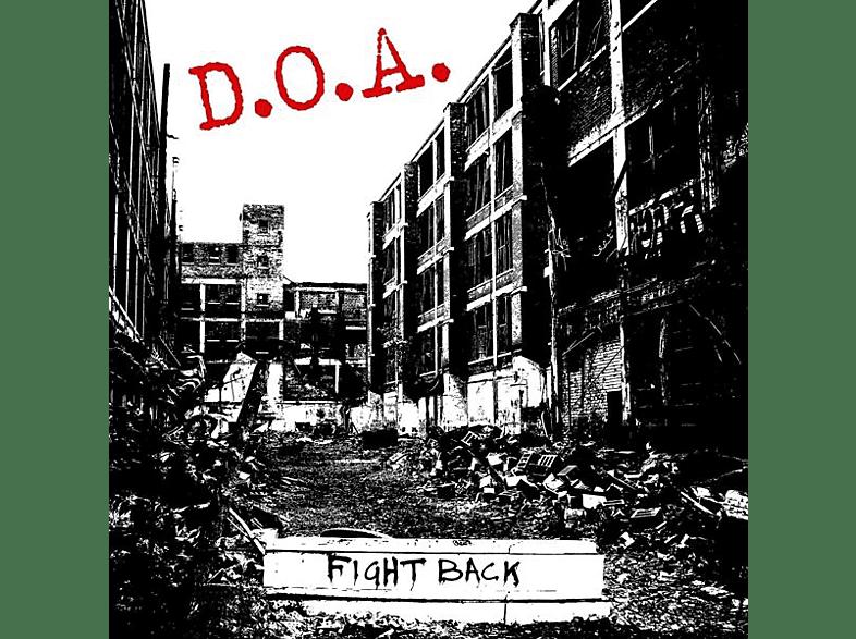 D.O.A. - Fight Back (Red Vinyl) [Vinyl]