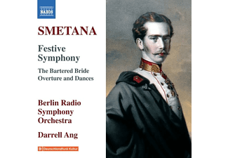 Radio Symphony Orchestra Berlin - Smetana: Festive Symphony / The Bartered Bride Overture And Dances  - (CD)