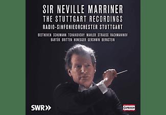 Radio-Sinfonieorchester Stuttgart, Marriner Neville - Sir Neville Marriner: The Stuttgart Recordings  - (CD)