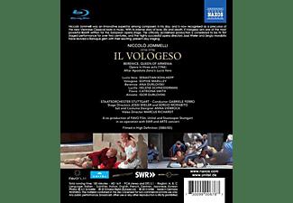 Sebastian Kohlhepp, Ana Durlovski, Helene Schneiderman, Staatsorchester Stuttgart, Sophie Marilley - Niccolo Jommelli: Il Vologeso (Stuttgart 2015)  - (DVD)