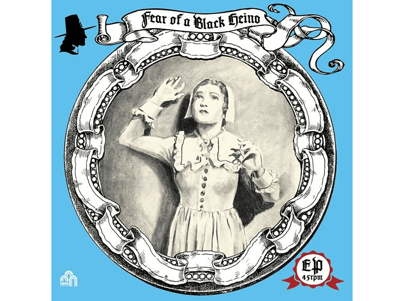 Black Heino - Fear Of A Black Heino [EP (analog)]