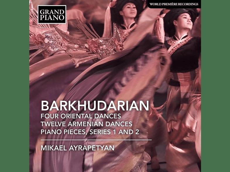 Mikael Ayrapetyan - Klavierwerke [CD]