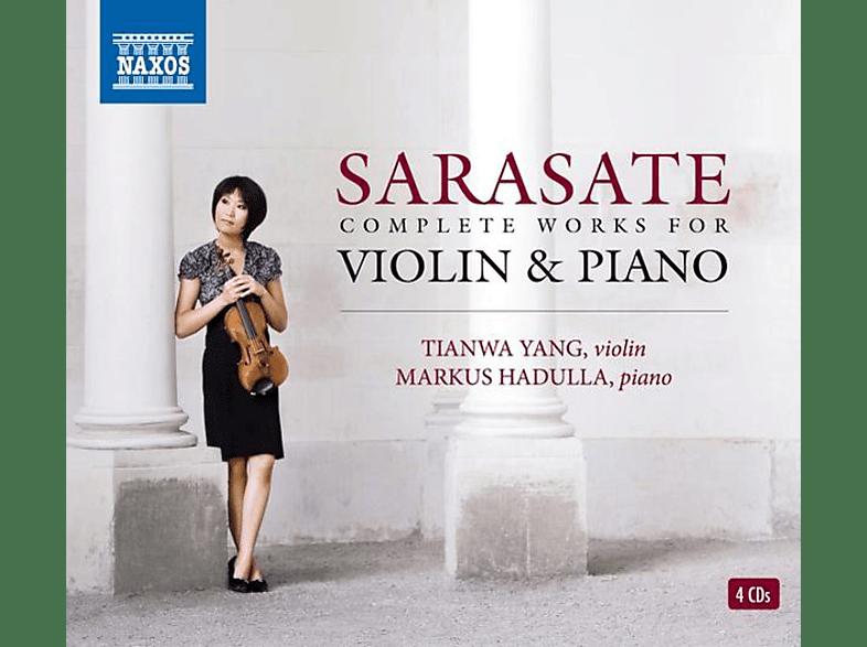 HADULLA,MARKUS & YANG,TIANWA - Sämtliche Werke für Violine und Klavier [CD]