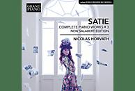 Nicolas Horvath - Sämtliche Klavierwerke Vol.3 [CD]