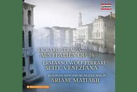 Matiakh Ariane - Aus Italien op.16/Suite Veneziana [CD]