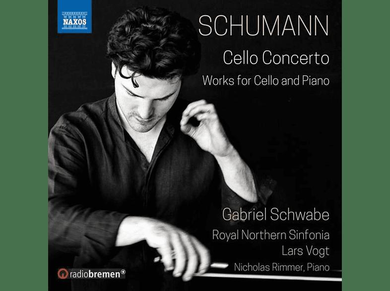 Schwabe,Gabriel/Rimmer,Nicholas/Vogt,Lars/+ - Cellokonzerte 1+2 [CD]
