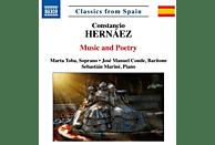 Toba,Marta/Conde,José Manuel/Mariné,Sebastián - Musik und Dichtung [CD]