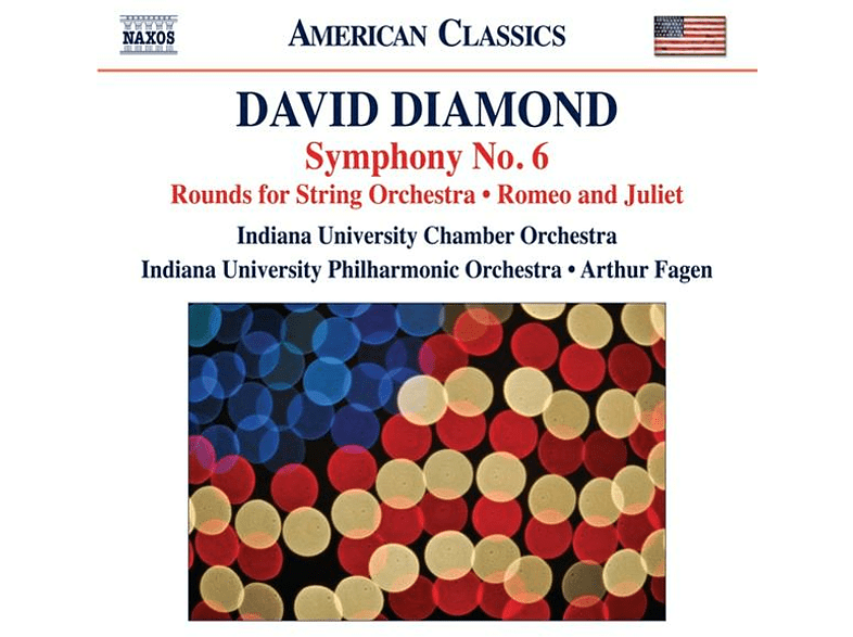 Arthur/Ind.Univ.Chamb.Orch./+ Fagen - Sinfonie 6 [CD]