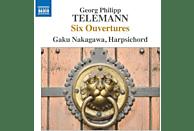 Gaku Nakagawa - Sechs Ouvertüren [CD]