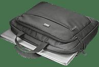 TRUST Lyon Notebooktasche, Aktentasche, 16 Zoll, Schwarz