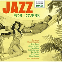 VARIOUS - Jazz For Lovers [CD]