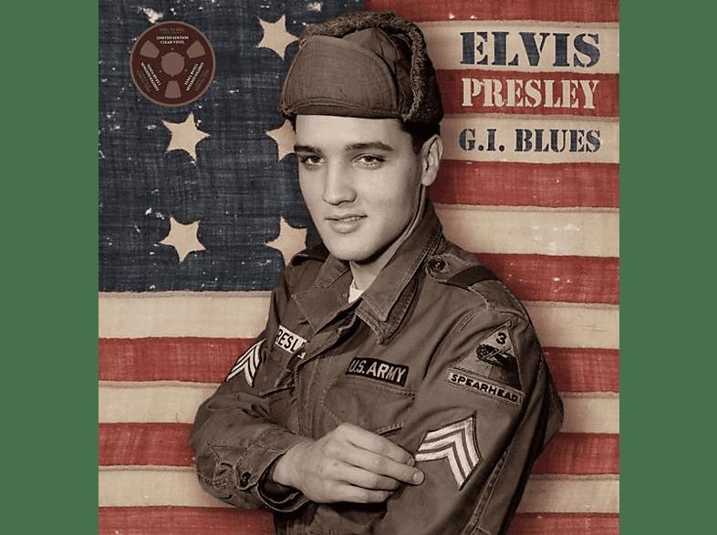 Elvis Presley - GI Blues (lim.klares Vinyl) [Vinyl]