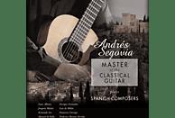 Andrés Segovia - Master Of The Classical Guitar Plays Spanish Compo [Vinyl]