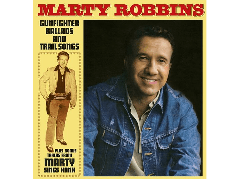 Marty Robbins - Gunfighter Ballads And Trail Songs [Vinyl]