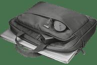 TRUST Lyon Notebooktasche, Aktentasche, 17.3 Zoll, Schwarz