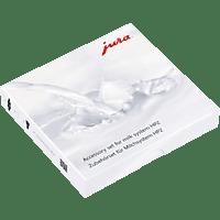 JURA 24116 Zubehörset für Milchsystem HP2 Weiß